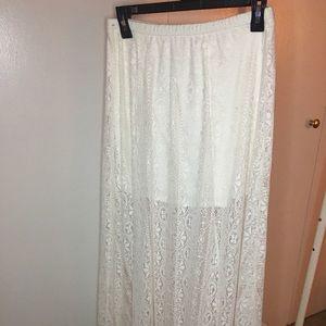 Dresses & Skirts - Hollister Maxi skirt